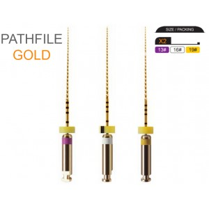 Ace ET GOLD PathFile 25 mm- kit 6 buc
