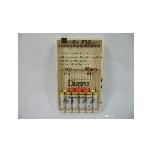 Ace Dentsply C+ FILE 25MM 015