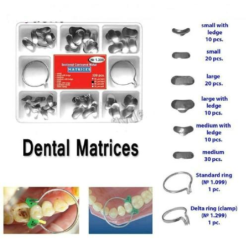 Kit Matrici Metalice Asortate TOR VM 1.398