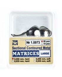 Matrici Metalice Sectionale TOR VM MARI 0.035 SOFT 50buc/set