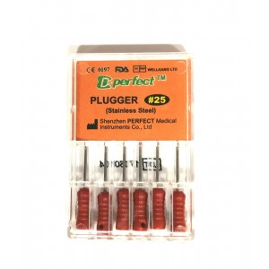 Ace D-Perfect PLUGGER Stainless Steel #25 (ROSU)