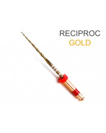 Ace KIT RECIPROC GOLD R25 - 3buc  +1buc PathFile -25mm