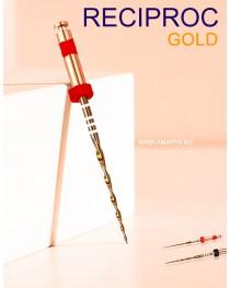 Ace KIT RECIPROC GOLD R25 - 3buc  +1buc PathFile -25mm