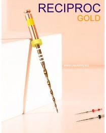 Ace KIT RECIPROC GOLD R50 - 3buc  +1buc PathFile -25mm