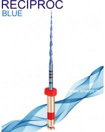 Ace KIT RECIPROC BLUE R25 - 3buc  +1buc PathFile -25mm