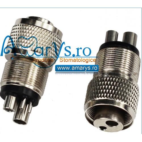Adaptor Turbina din 2 gauri - 4 gauri