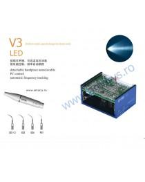 Aparat detartraj woodpecker DTE V3 LED incorporabil unit dentar