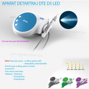 Aparat de detartraj woodpecker DTE D5 LED