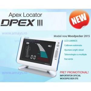 Apex locator DPEX III Woodpecker DTE