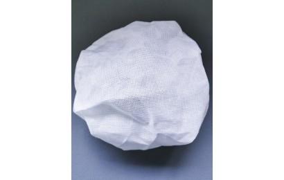Set 10 Bonete impermeabile autoclavabil Polipropilena TNT 40 Gr/Mp