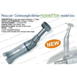 Contraunghi dentar Tosi® PUSH BUTTON