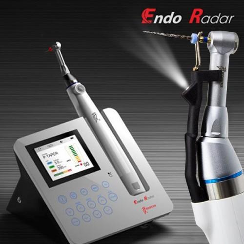 Endomotor ENDO RADAR WOODPECKER + Cadou