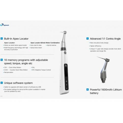 Endomotor RECIPROC adaptabil E-CONNECT S + Cadou