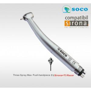 Turbina dentara SOCO - compatibila sirona T3 racer