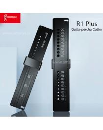 Lera & Rigla endodontica R1 Plus - calibrare conuri gutaperca