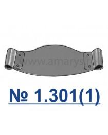 Matrici dentare Saddle Plate standard MICI TOR VM 12 buc