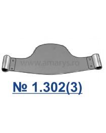 Matrici dentare Saddle Plate - subgingivale MEDII TOR VM 12 buc