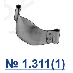 Matrici Metalice Saddle Conturate Standard MICI TOR VM 12buc/set