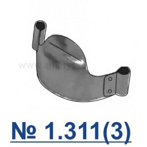 Matrici Metalice Saddle Conturate Subgingivale MICI TOR VM 12buc/set