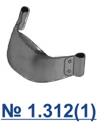Matrici Metalice Saddle Conturate Standard MEDII TOR VM 12buc/set