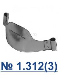 Matrici Metalice Saddle Conturate Subgingivale MEDII TOR VM 12buc/set