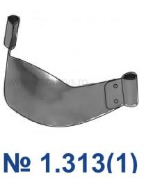 Matrici Metalice Saddle Conturate Standard MARI TOR VM 12buc/set