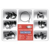 Kit Matrici Metalice Sectionale Conturate ASORTATE TOR VM  50buc/Kit