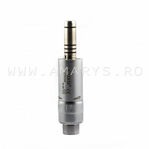 Micromotor pneumatic reglabil COXO - racire interna