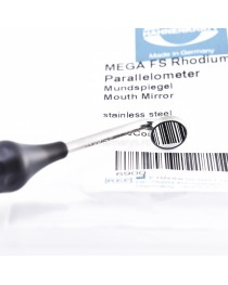 Oglinda dentara HAHNENKRATT TOPVision FS Rhodium Mini 8mm