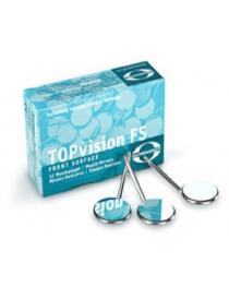 Oglinzi dentare HAHNENKRATT TOPVision FS Rhodium nr 4 plane -12 buc