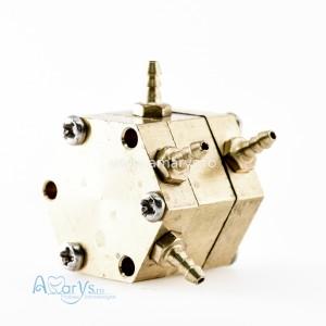 Valva hexagonala pneumatica apa aer M2