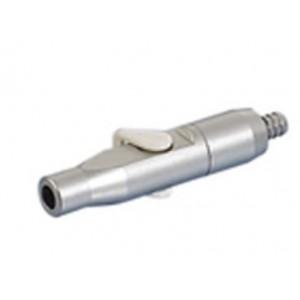 Maner metalic cu reglaj aspiratie saliva